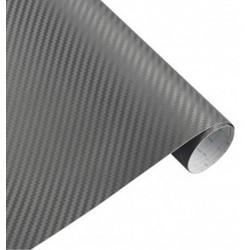 autocollant en aluminium Fibre de Carbone anthracite
