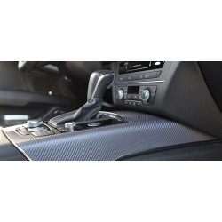 vinilo adhesivo Carbono antracita coche completo
