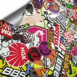 Vinyl Hellaflush BBS brightness 1500x152cm