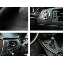 Vinil Preto Escovado 1500x152cm (Carro completo)