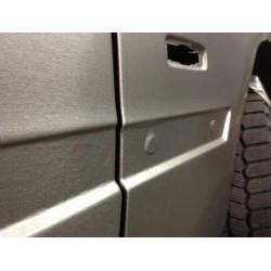 Vinyl Titan Gebürstet 1500x152cm (ganzes Auto)