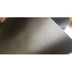 Vinilo Titanio Cepillado - 25x152cm