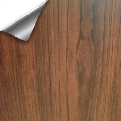 vinyl walnut