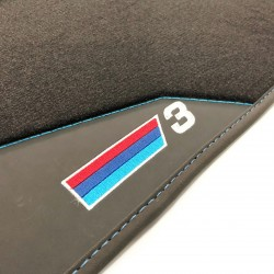 Le stuoie del pavimento, in Pelle BMW Serie 3 F30/F31