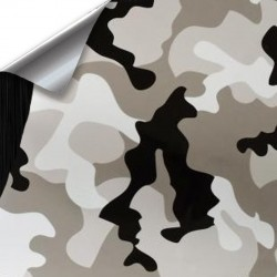 Vinyl Camouflage 500 x 152 cm