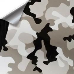 Vinil Camuflagem 25 x 152 cm