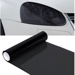 Vinyl - scheinwerfer-piloten und schwarz 70%, 100x30 cm