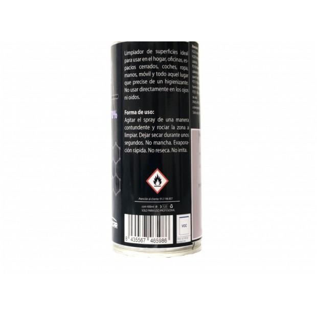 Spray Higienizante en base alcohol 400 ml