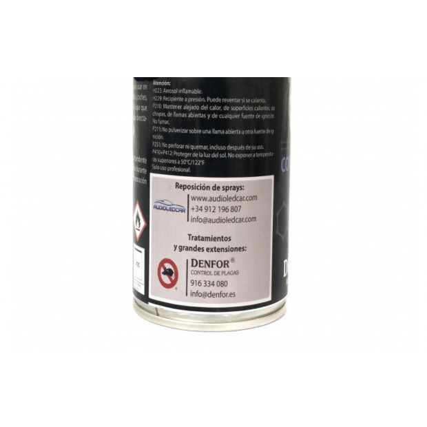 Spray Higienizante auf der basis von alkohol 250 ml