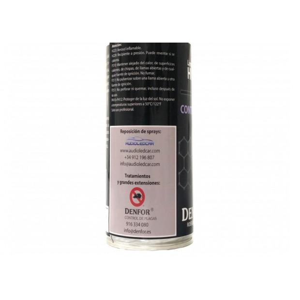 Kit 100 sprays Higienizantes en base alcohol 400 ml