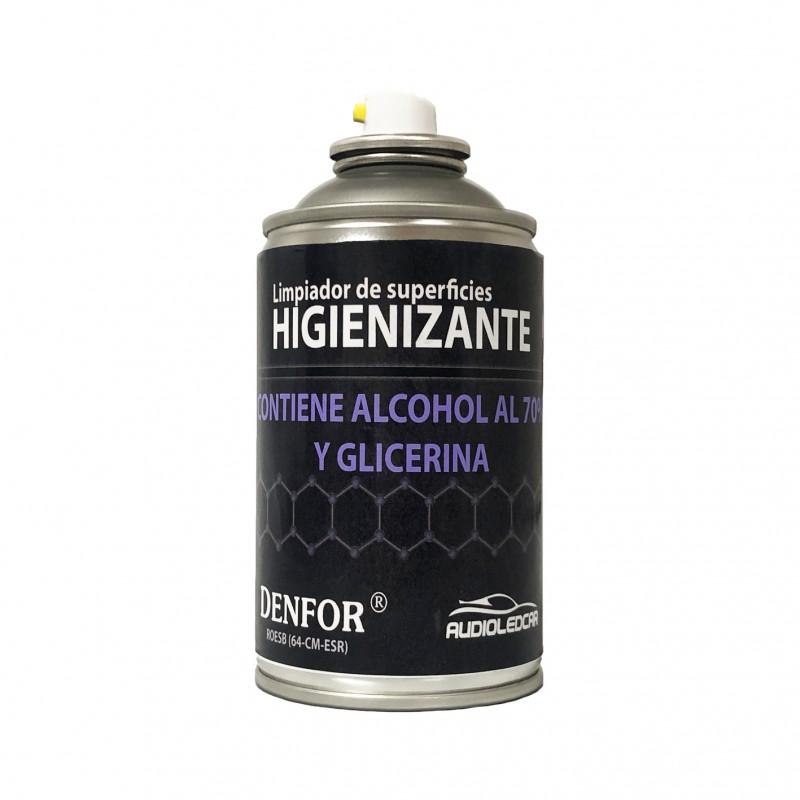 Spray Higienizante en base alcohol 250 ml