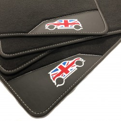 Floor Mats, Leather Mini Cooper F56