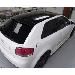 Vinyl Gloss Black 1500x152cm (complete Car)
