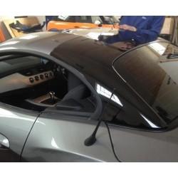 Vinil Preto Brilho 1500x152cm (Carro completo)