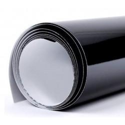 Vinyle Noir Brillant 50x152cm
