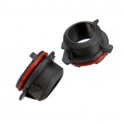Xenon lâmpadas de adaptadores BMW 5 séries e39 - tipo 1