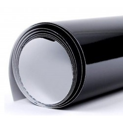 Vinilo Negro Brillo 500x152cm
