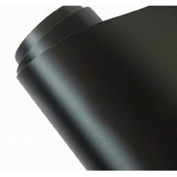 Vinyle Noir Mat 25x152cm
