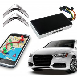 Locator GPS citroen