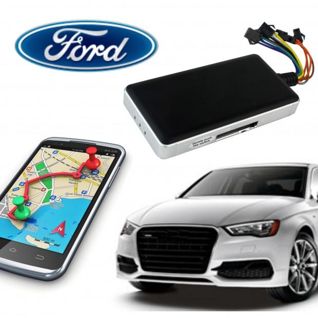 Localizador GPS ford
