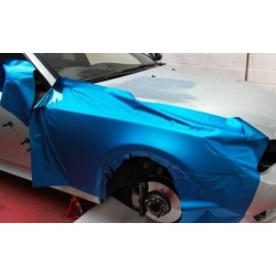 Vinilo Azul Metalizado - 1500x152cm (Coche entero)