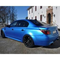 Vinil Azul Metalizado - 1500x152cm (Carro inteiro)