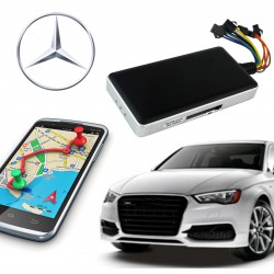 GPS-locator Mercedes