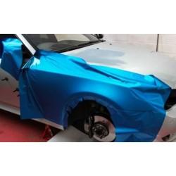 Vinil Azul Metalizado - 25x152cm