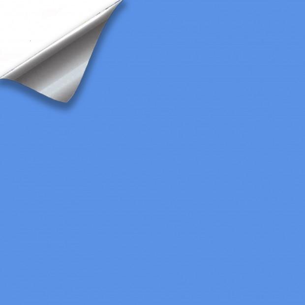 Vinil Azul Mate 75 x 152 cm