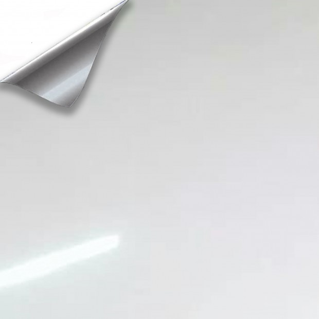 Vinile Bianco Lucido 25x152cm