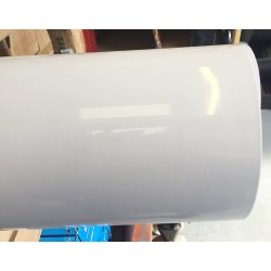 Vinilo Blanco Brillo 25x152cm