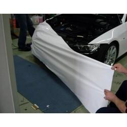 Vinyle Blanc Brillant 50x152cm