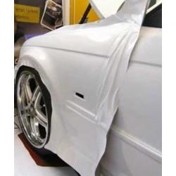 Vinyl Weiß Matt 1500x152cm (komplettes Auto)
