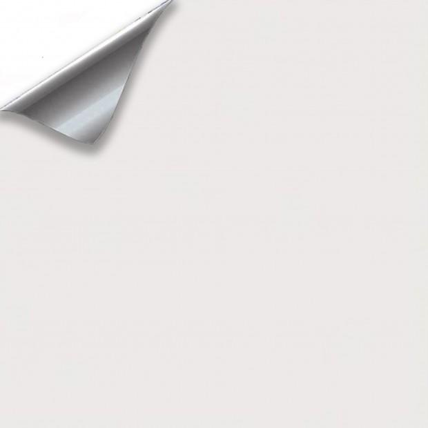 Vinyl Weiß Matt 200x152cm (Dach komplett)