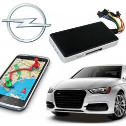 Localizador GPS opel