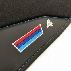 Floor mats, Leather BMW 4 Series F34