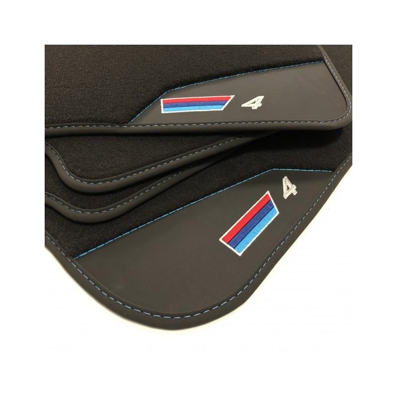 Os tapetes de Couro BMW Série 4 F34