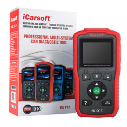 Appareil de diagnostic Volvo ICARSOFT VOL V1.0 version 2020/2021