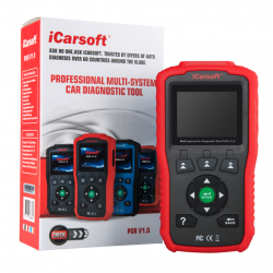 Appareil de diagnostic Porsche ICARSOFT V1.0 version 2020/2021