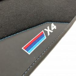 Floor mats, Leather BME X4 F26