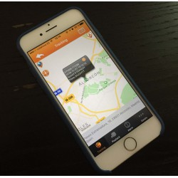 GPS-locator seat