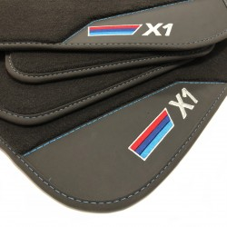 Matten leder BMW X1 F48...