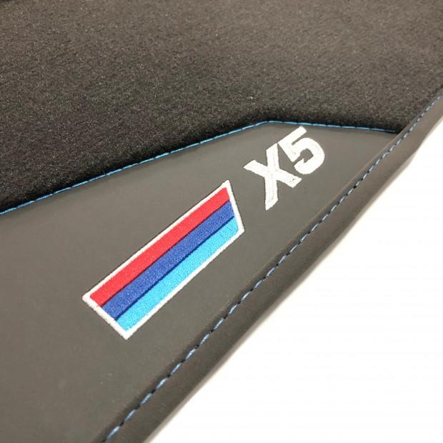 Tapis de sol en Cuir, BMW X5 F15