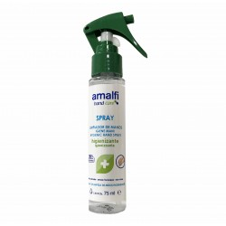 Spray hand Cleaner for 78% of alcohol - Amalfi®