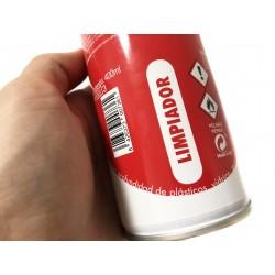 Spray higienizante industrial e doméstico 70% álcool - Lanceiro®