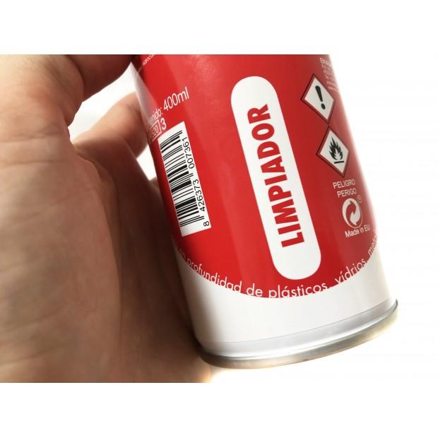 Kit 3 sprays, Desinfektionsmittel, industriellen und häuslichen 70% Alkohol - Spearman®
