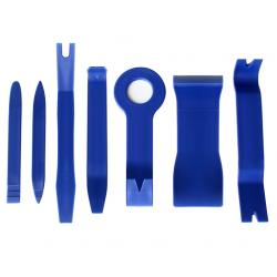 Kit di attrezzi per lo smontaggio dell'auto (bitte, piscina, plastica, pannelli del soffitto e luci)