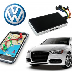 GPS locator volkswagen