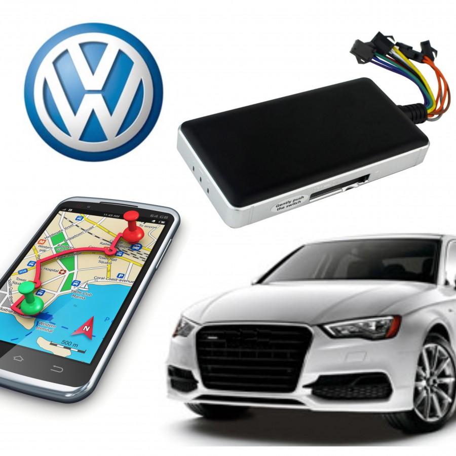 GPS-locator volkswagen