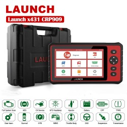 Launch CR Touch Pro 2018 - Diagnosis multimarca
